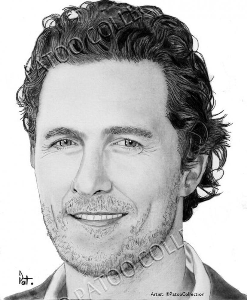 Matthew McConaughey par dedrika